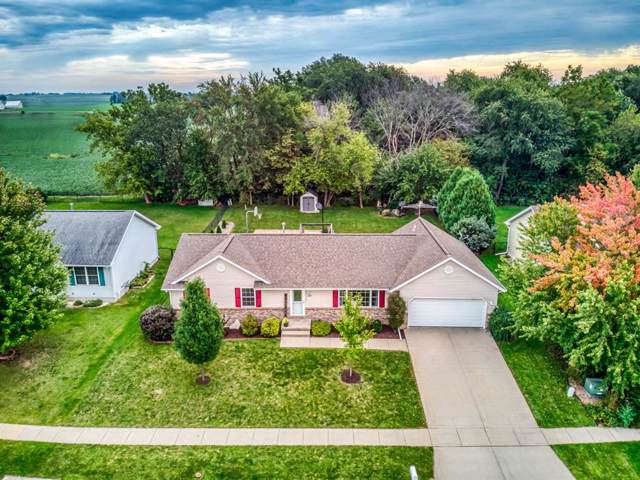 600 Crestview Drive, Solon, IA 52333 (MLS #1906767) :: The Graf Home Selling Team