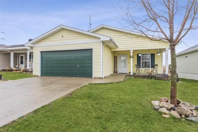 425 Moose Drive NW, Cedar Rapids, IA 52405 (MLS #2101464) :: The Graf Home Selling Team