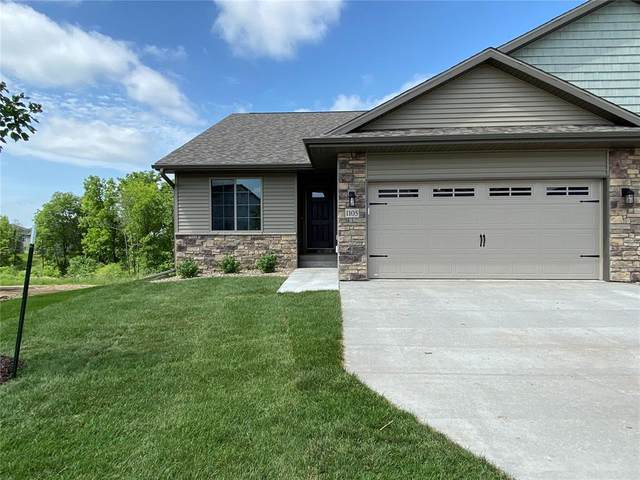 720 Creekside Drive, Tiffin, IA 52340 (MLS #2103349) :: The Graf Home Selling Team