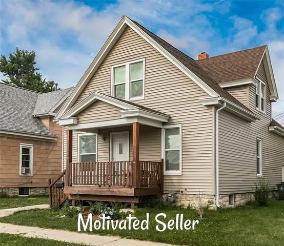 116 10th Street SW, Cedar Rapids, IA 52404 (MLS #2103974) :: The Graf Home Selling Team