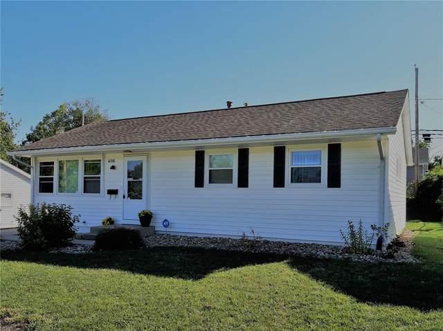 4316 Sherman Street NE, Cedar Rapids, IA 52402 (MLS #2106271) :: The Graf Home Selling Team