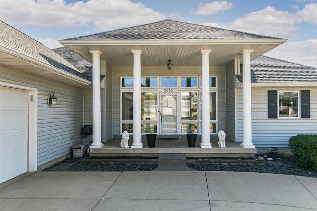 2655 Heather View Circle, Marion, IA 52302 (MLS #2107288) :: The Graf Home Selling Team