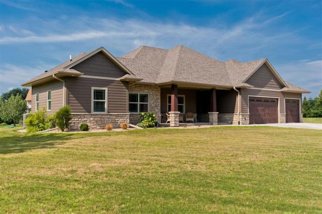 3027 Sandy Beach Road NE, Swisher, IA 52338 (MLS #1805150) :: The Graf Home Selling Team