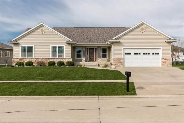 2090 Rosewood Ridge Drive, Marion, IA 52302 (MLS #2002958) :: The Graf Home Selling Team