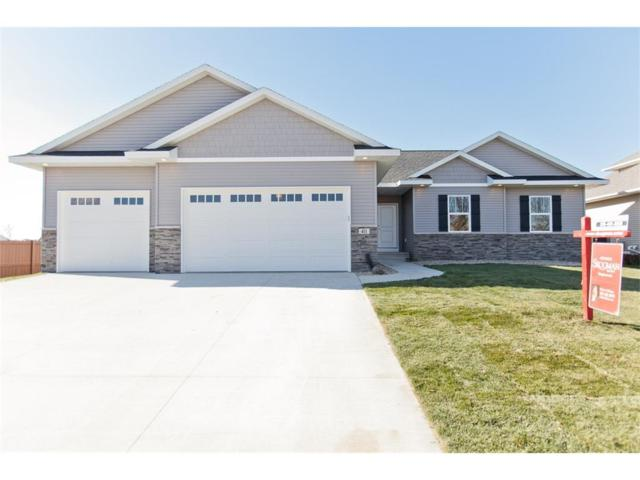 411 Main Street, Center Point, IA 52213 (MLS #1709454) :: The Graf Home Selling Team