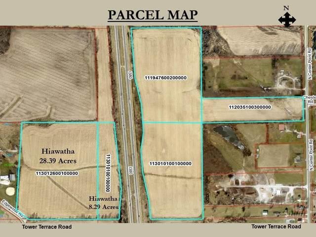 Edgewood Road 36.68 Acres, Hiawatha, IA 52233 (MLS #1900481) :: The Graf Home Selling Team