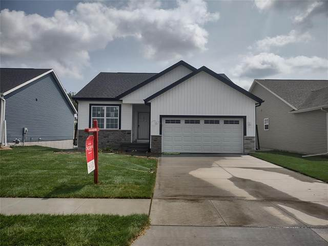 1967 Bowstring Drive, Marion, IA 52302 (MLS #2008964) :: The Graf Home Selling Team