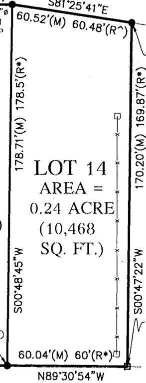 Lot 14 Mclean Street, Iowa City, IA 52245 (MLS #1900264) :: The Graf Home Selling Team