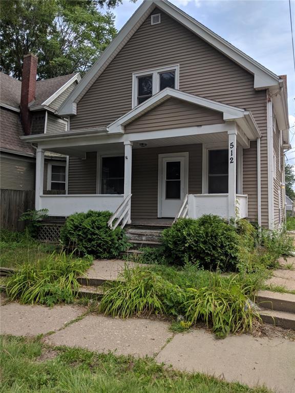 512 14th Street SE, Cedar Rapids, IA 52403 (MLS #1900380) :: The Graf Home Selling Team