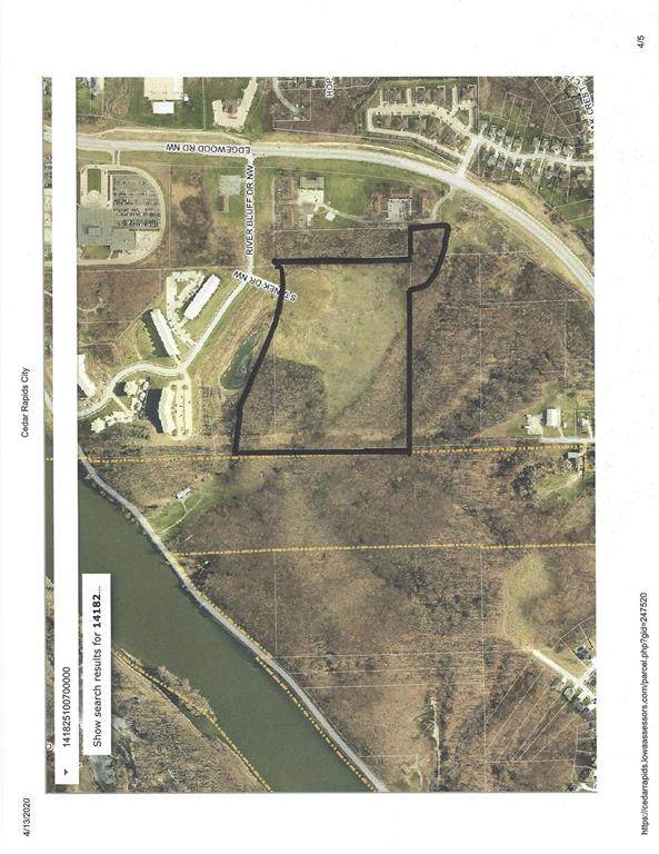 S Of River Bluffs Drive NW, Cedar Rapids, IA 52405 (MLS #2002677) :: The Graf Home Selling Team