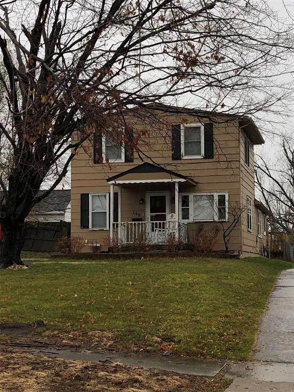 148 Dawley Street NE, Cedar Rapids, IA 52402 (MLS #2008993) :: The Graf Home Selling Team