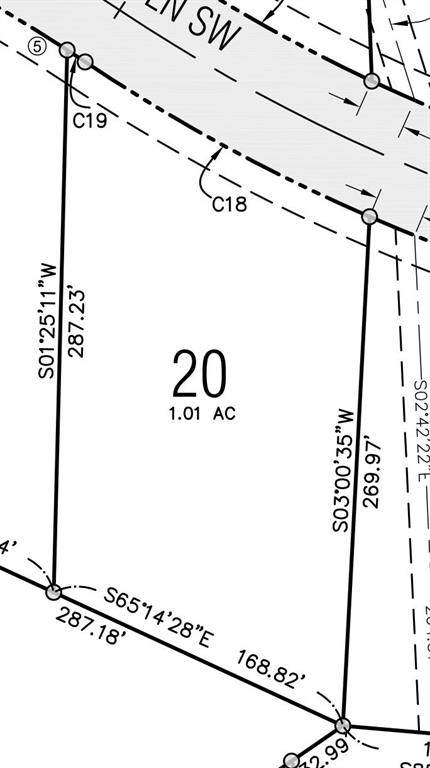 Lot 20 Troyers Meadow, Kalona, IA 52247 (MLS #2101447) :: The Graf Home Selling Team