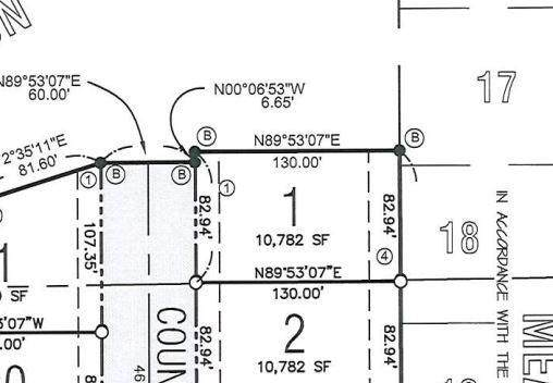 Lot 1- 445 Council Street, Anamosa, IA 52205 (MLS #2101463) :: The Graf Home Selling Team
