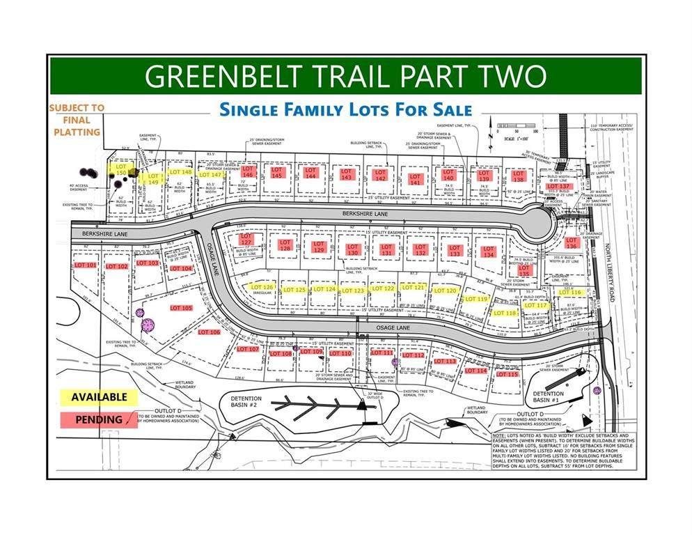 Lot 123 Greenbelt Trail Part 2 - Photo 1