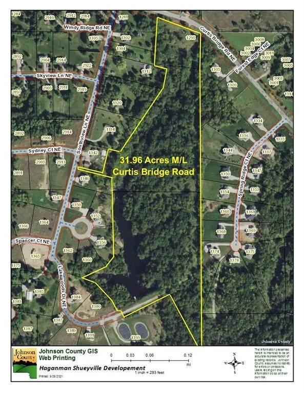 Curtis Bridge Road, Shueyville, IA 52338 (MLS #2106804) :: The Graf Home Selling Team