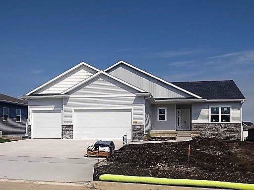1288 Settlers Drive, Marion, IA 52302 (MLS #1906608) :: The Graf Home Selling Team