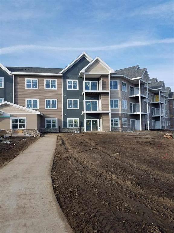 3550 Stone Creek Circle SW #204, Cedar Rapids, IA 52404 (MLS #2000054) :: The Graf Home Selling Team