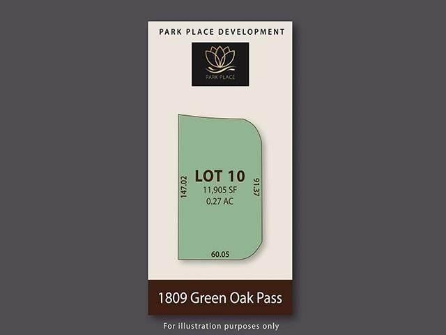 1809 Green Oak Pass - Photo 1
