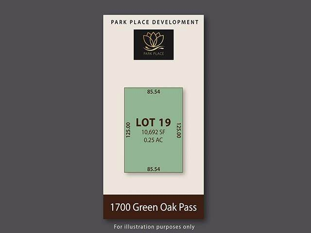 1700 Green Oak Pass - Photo 1