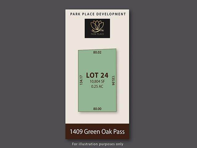 1409 Green Oak Pass - Photo 1
