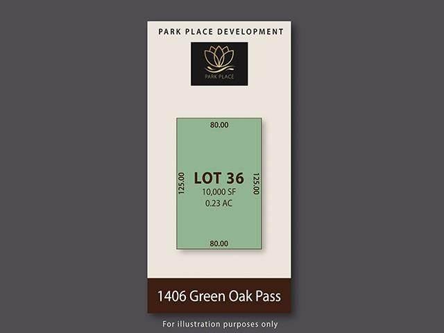 1406 Green Oak Pass - Photo 1