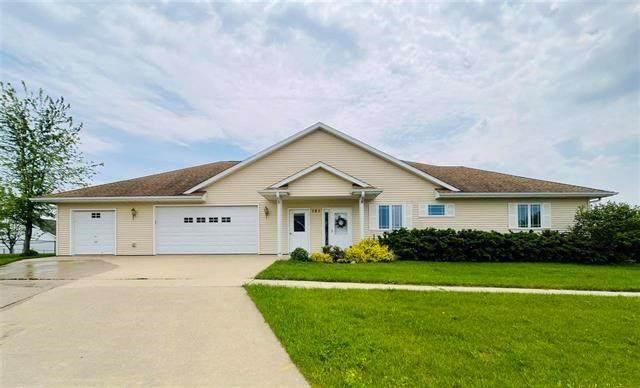 121 Karen Drive, Williamsburg, IA 52361 (MLS #2103476) :: The Graf Home Selling Team