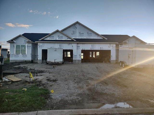 3093 Duckhorn Cove, Marion, IA 52302 (MLS #2106967) :: The Graf Home Selling Team
