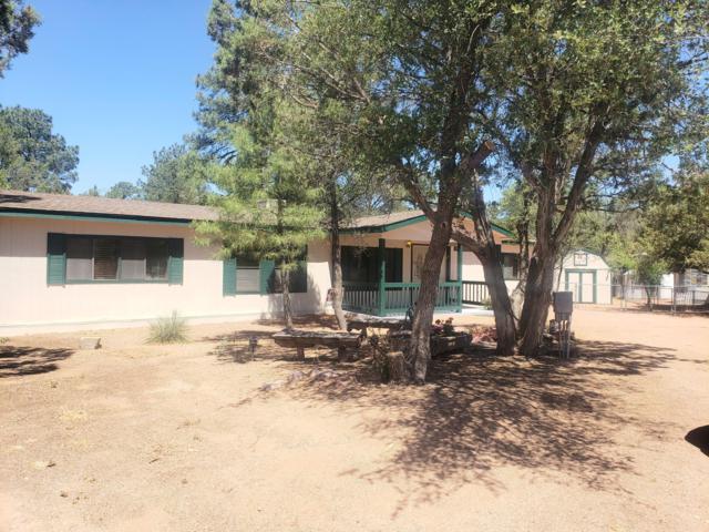 208 N Bentley Circle, Payson, AZ 85541 (MLS #84829) :: Walters Realty Group