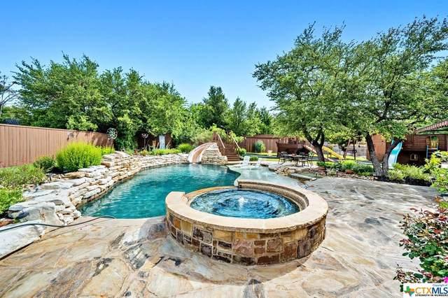 1603 Sandbar Circle, Belton, TX 76513 (MLS #410351) :: Brautigan Realty