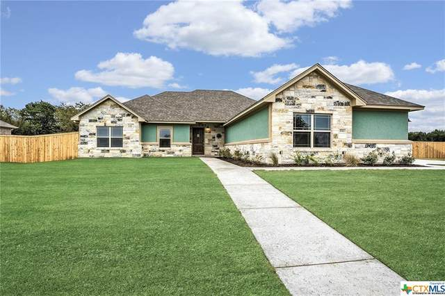 8361 Goliath Drive, Belton, TX 76513 (MLS #388862) :: Brautigan Realty
