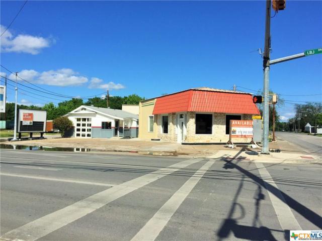 369 S Lbj, San Marcos, TX 78666 (MLS #312980) :: RE/MAX Land & Homes