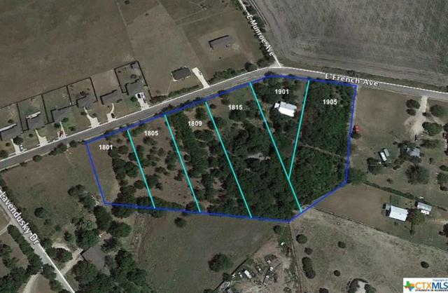 1805 East French Avenue, Temple, TX 76501 (MLS #313731) :: Magnolia Realty