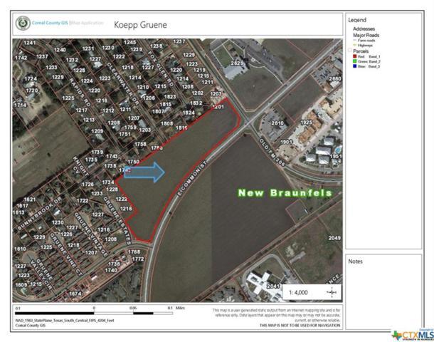 0 Gruene, New Braunfels, TX 78130 (MLS #314209) :: Magnolia Realty