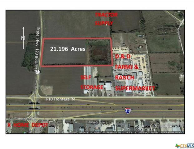 2700 Blk N State Highway 123 Highway, Seguin, TX 78155 (MLS #319287) :: RE/MAX Land & Homes