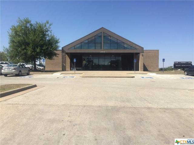 200 Nola Ruth, Harker Heights, TX 76548 (MLS #319724) :: Texas Premier Realty