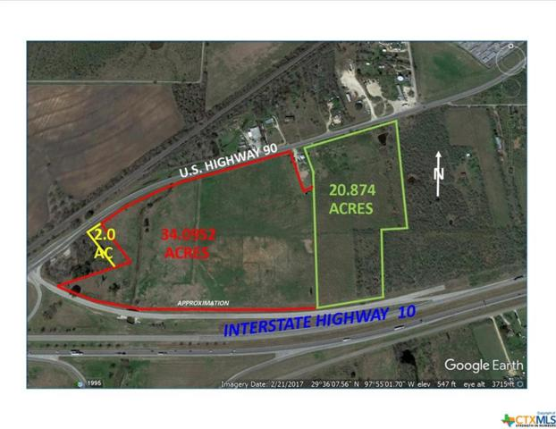 IH-10 E Us Hwy 90 Highway, OTHER, TX 78155 (MLS #321009) :: Magnolia Realty