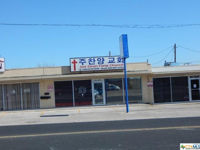 804 N Gray Street, Killeen, TX 76541 (MLS #325114) :: Magnolia Realty