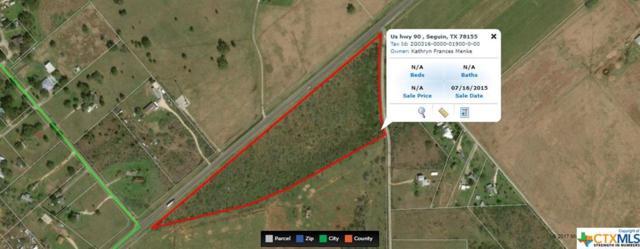 TBD Us Hwy 90, Seguin, TX 78155 (MLS #326220) :: RE/MAX Land & Homes