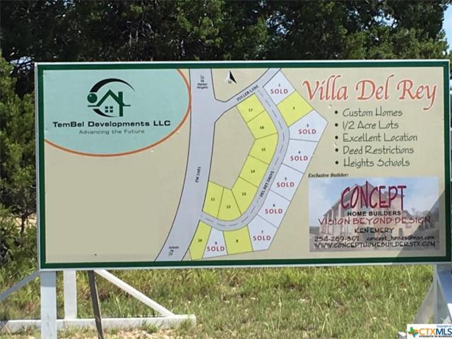 3912 Del Rey, Harker Heights, TX 76548 (MLS #328989) :: Magnolia Realty