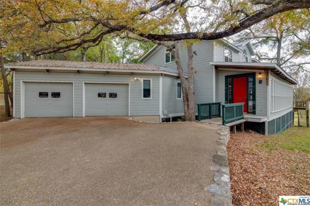 128 Rock Creek Drive, Salado, TX 76571 (MLS #330163) :: The Suzanne Kuntz Real Estate Team