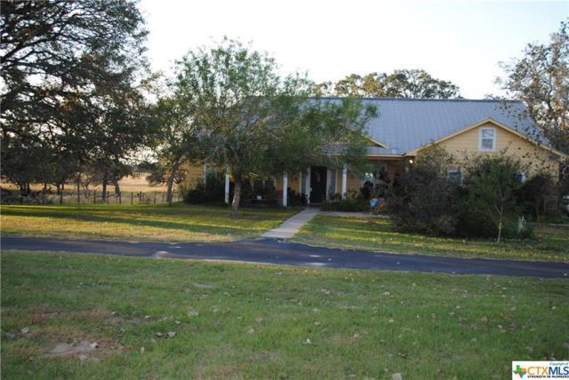 1714 County Road 405, Yoakum, TX 77995 (MLS #330466) :: RE/MAX Land & Homes