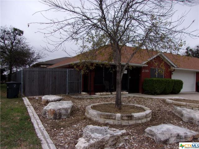 2100 Agate Drive, Killeen, TX 76549 (MLS #330759) :: Magnolia Realty