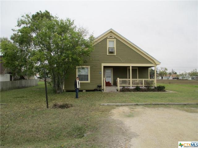 206 W Washington, Seadrift, TX 77983 (MLS #332035) :: RE/MAX Land & Homes