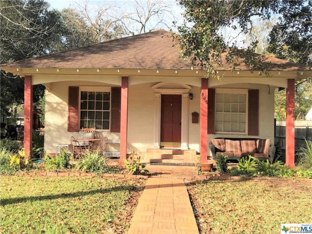 805 Avenue E, El Campo, TX 77437 (MLS #332053) :: RE/MAX Land & Homes