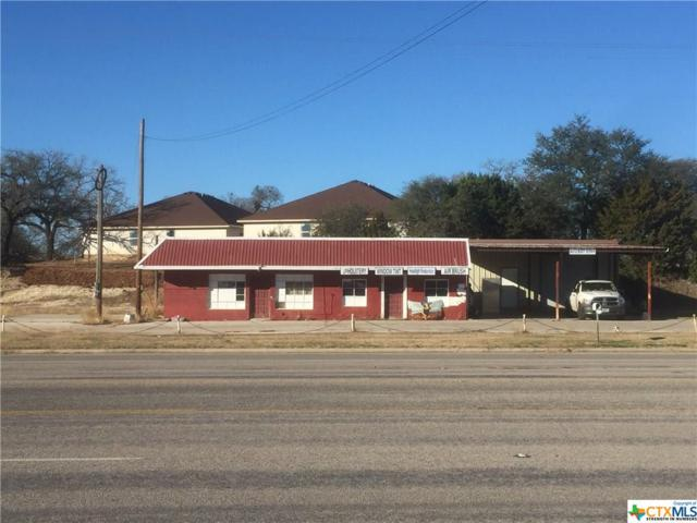 4306 S State Highway 36, Gatesville, TX 76528 (MLS #333339) :: RE/MAX Land & Homes