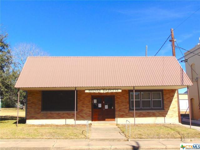 713 N Avenue D, Shiner, TX 77984 (MLS #333352) :: The Graham Team