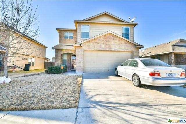 809 Draco Drive, Killeen, TX 76542 (MLS #334251) :: The i35 Group