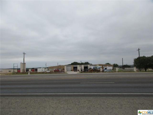 2889 E Highway 190 Highway, Lampasas, TX 76550 (MLS #336730) :: Texas Premier Realty