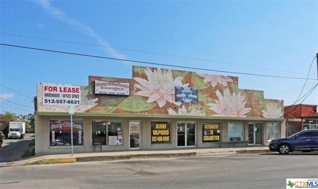 212 W San Antonio, San Marcos, TX 78666 (MLS #337735) :: Texas Premier Realty