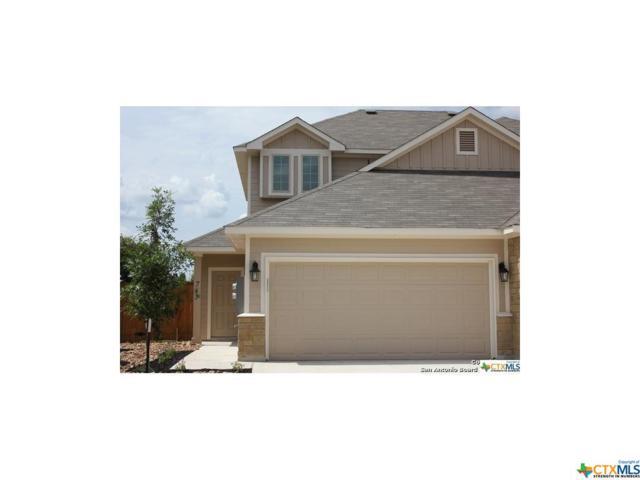 713 Milestone Park 25A, New Braunfels, TX 78130 (MLS #337882) :: Magnolia Realty